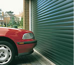 Insulated Roller Shutter Garage Doors
