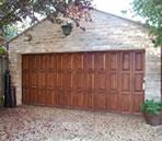 Around the Corner Insulated Garage Doors